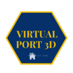 Virtualport 3d logo