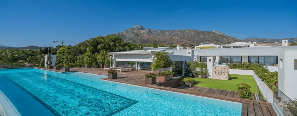 Reserva De Sierra Blanca Penthouse Virtualport3d luxury Properties in Marbella and Costa del Sol