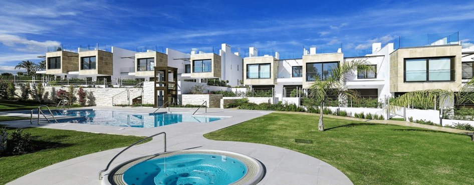 golden green Virtualport3d luxury Properties in Marbella and Costa del Sol