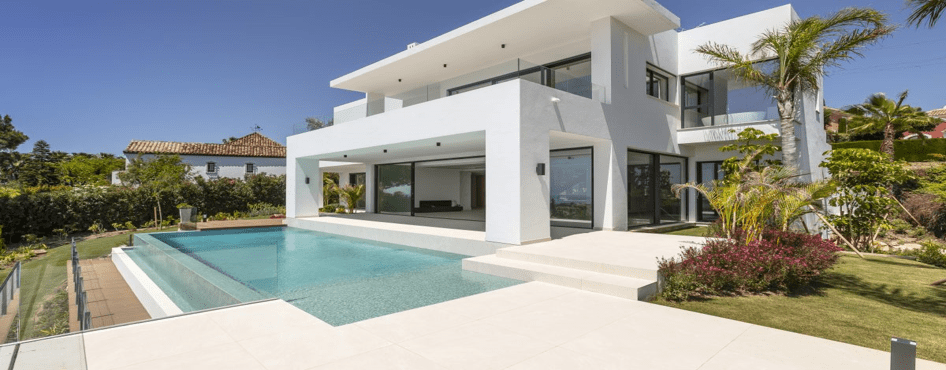 villa cactus el paraiso medio Virtualport3d luxury Properties in Marbella and Costa del Sol