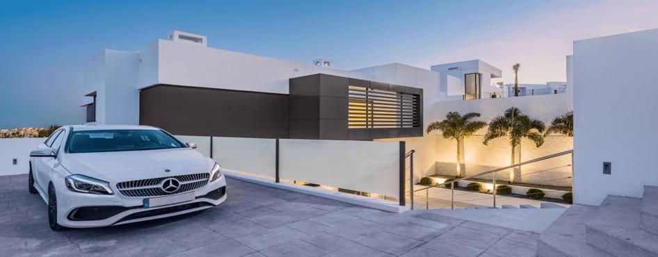 villa in la alqueria 123 benahavis Virtualport3d luxury Properties in Marbella and Costa del Sol