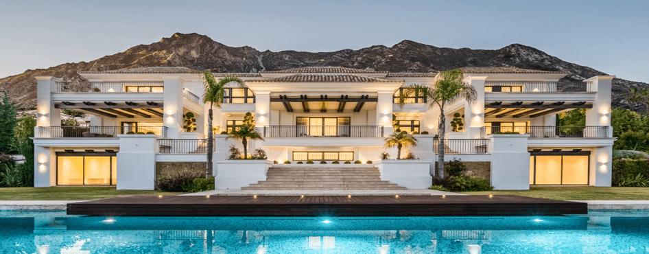 villa symphony Virtualport3d luxury Properties in Marbella and Costa del Sol
