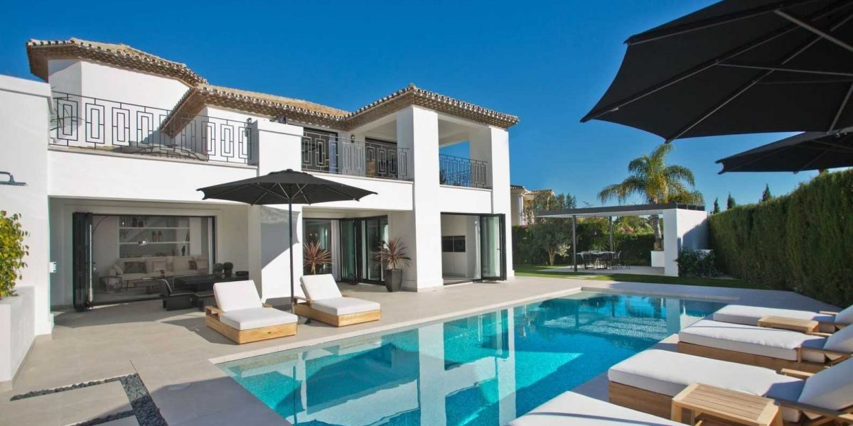 Luxury Villas in Nueva Andalucia