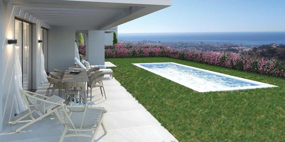 Villa Mijas Views