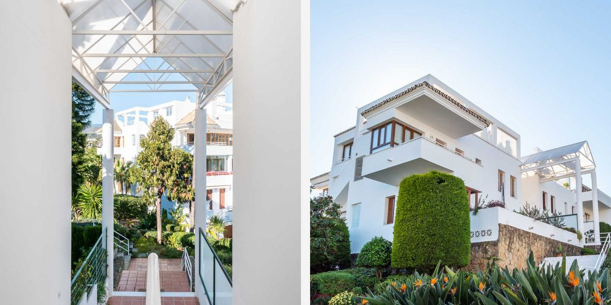 Penthouse in Alcores del Golf