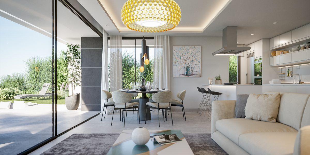 Aquamarina living room 2