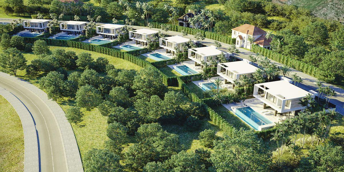 Villa Romano - 8 villas