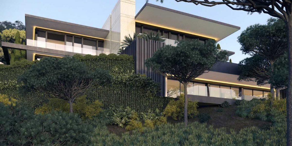 Villa Eden in La Zagaleta