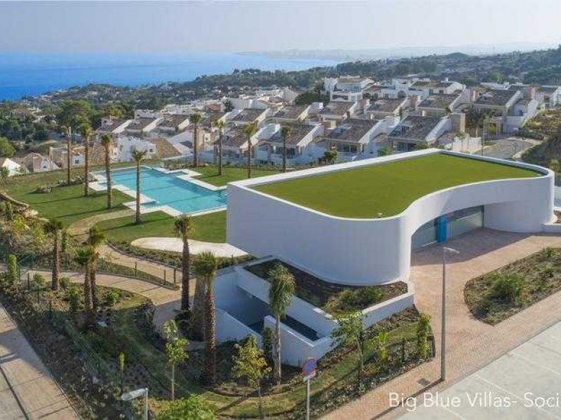 Big Blue Las Villas