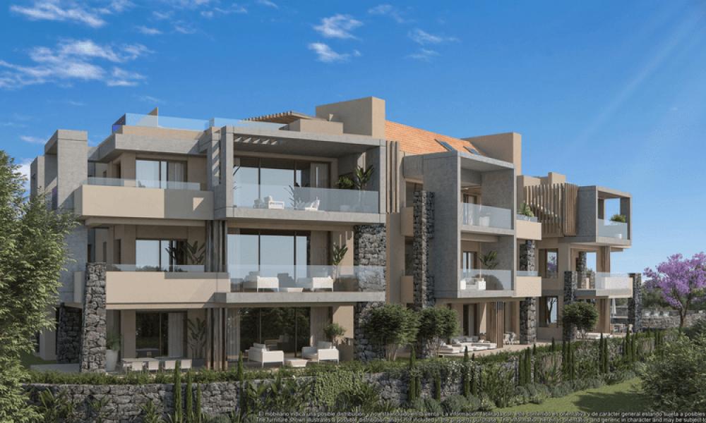 Los Olivos apartments