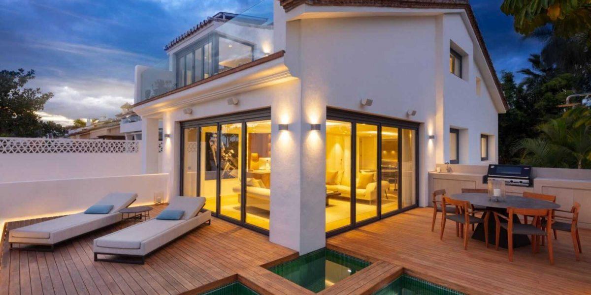 Luxury villa in Puente Romano, Marbella